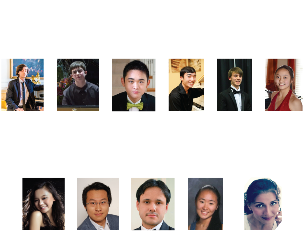 Winners 2017 | 2019 New York Piano Festival and Competition